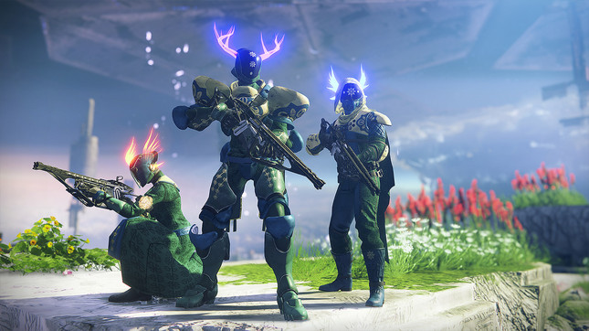 Destiny 2 embraces 'The Revelry' LTE next week