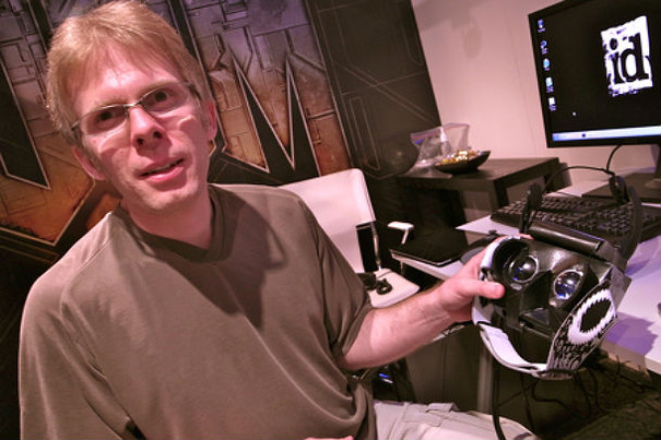 John Carmack leaves id Software entirely for Oculus role