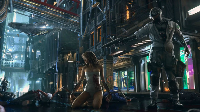Rumour: Cyberpunk 2077 to release 61 years early