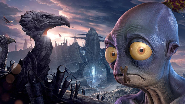 Oddworld Soulstorm will continue Abe's journey