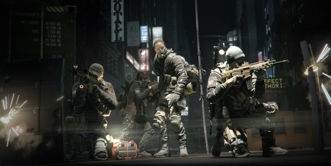 The Division 1.1 update deletes player characters
