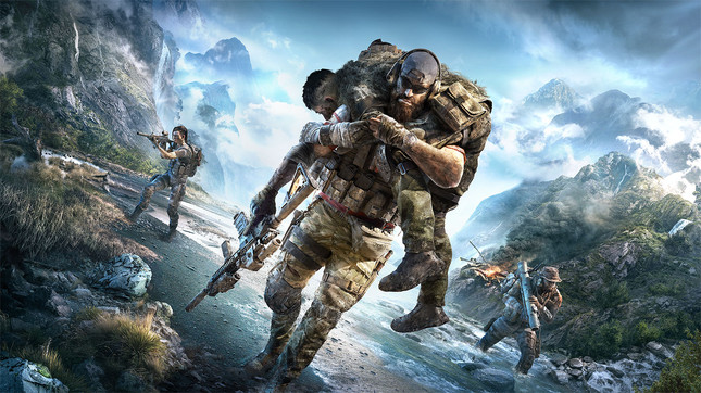 Ghost Recon Breakpoint announced - releases October
