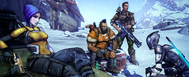 Borderlands 2 writer regrets silent heroes