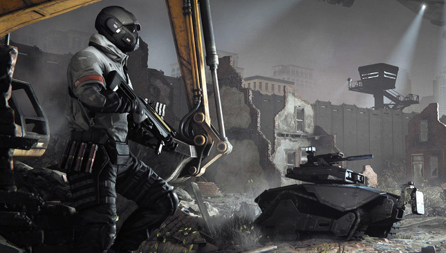 Open world FPS Homefront: The Revolution dated