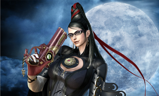 Bayonetta is coming to Super Smash Bros for 3DS and Wii U