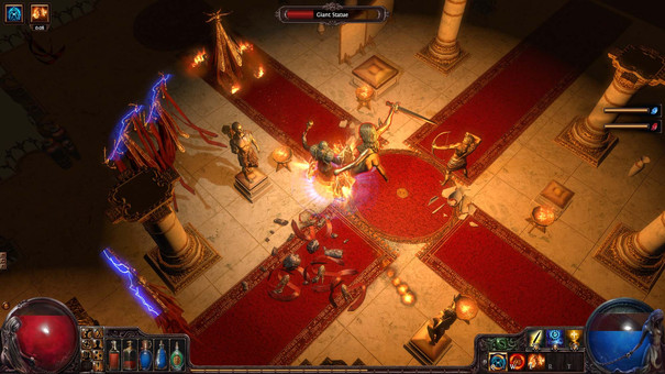 Kiwi ARPG Path of Exile crosses the seven million player mark