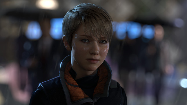 Quantic Dream announces Detroit for PS4