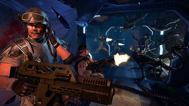 "Colonial Marines actor says development was ""passionless"""