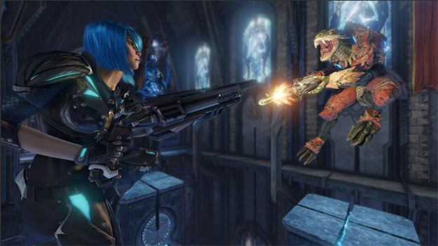Quake Champions free early-access offer extended