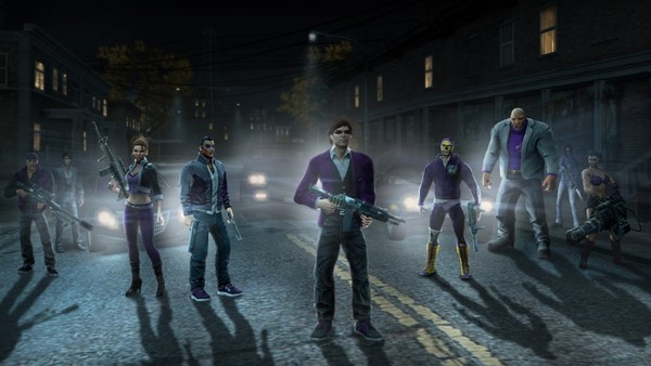 Saints Row 4 refused classification due to anal probe weapon, alien narcotics