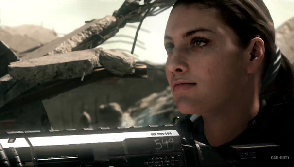 COD: Ghosts multiplayer adds female soldiers, destruction