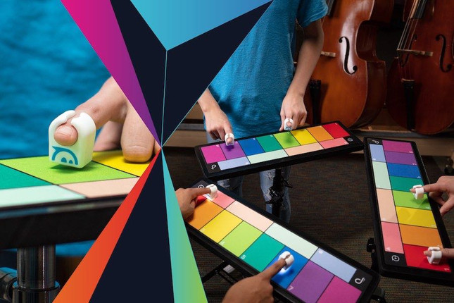 Sphero Specdrums let you make music with colour