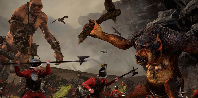 Here's 17 mins of Total War: Warhammer campaign play