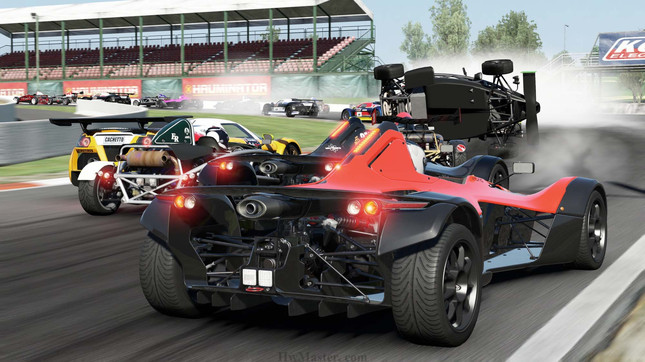 Looks like Project Cars won't be coming to Wii U