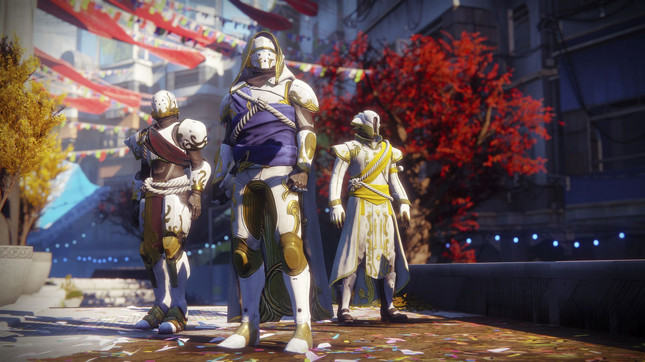 Destiny 2 players have spent 25 years deleting shaders