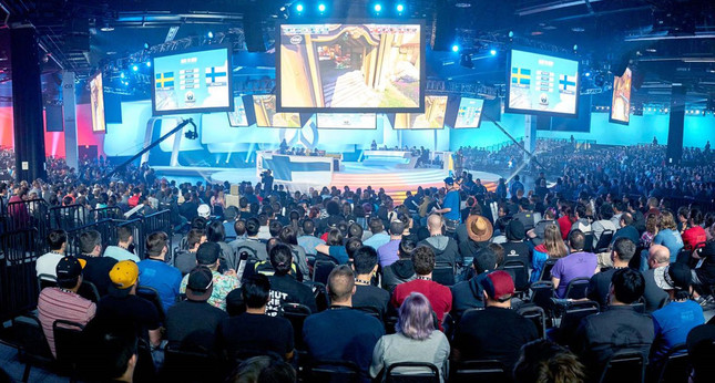 Blizzard to open state of the art esports arena in LA