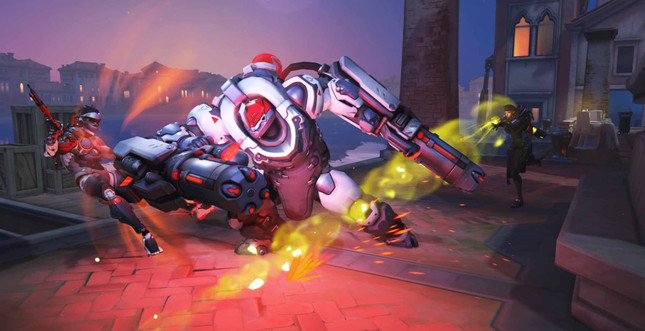 Overwatch's Archives event is now live