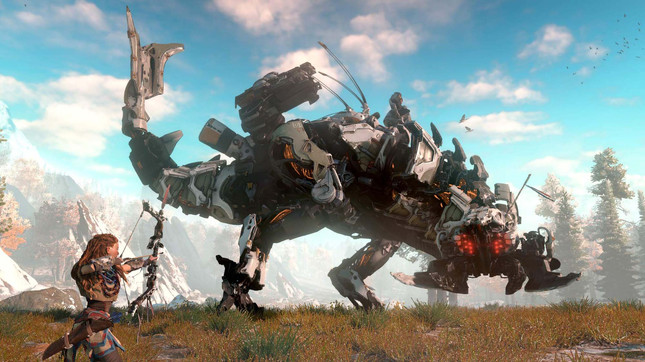 Horizon Zero Dawn leads 2018 DICE Awards nominees