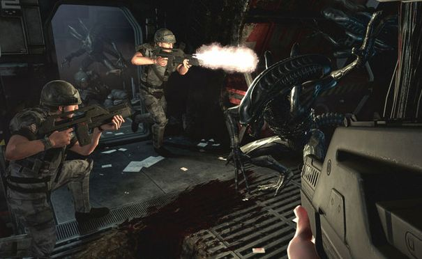 Sega admits Colonial Marines trailers were misleading