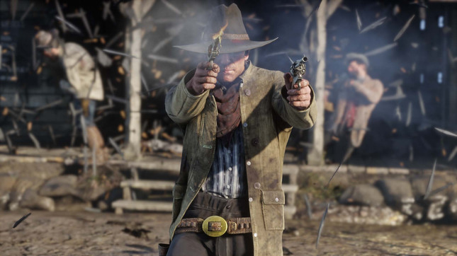 Red Dead Redemption 2 'will feature a Battle Royale multiplayer mode'