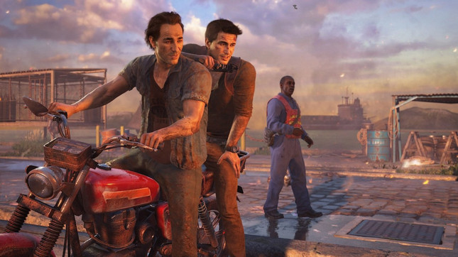 Uncharted 4 multiplayer has mystical powers and microtransactions
