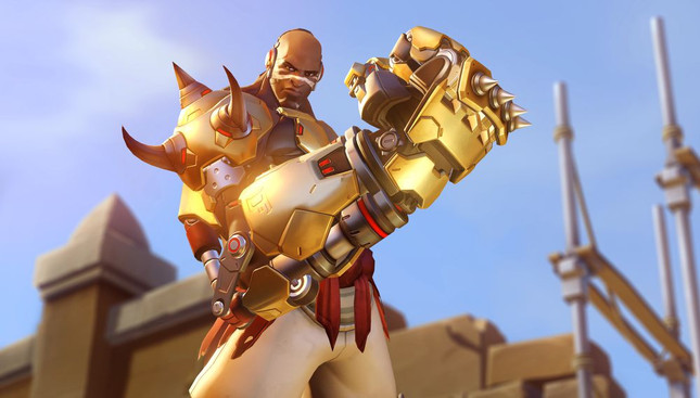 Doomfist finally announced as 25th Overwatch hero
