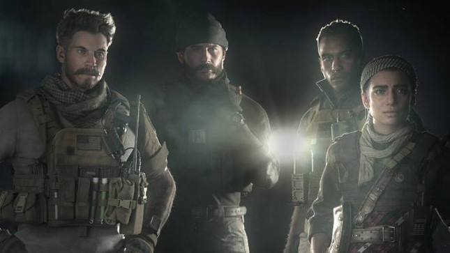 First look at Call of Duty: Modern Warfare's Campaign