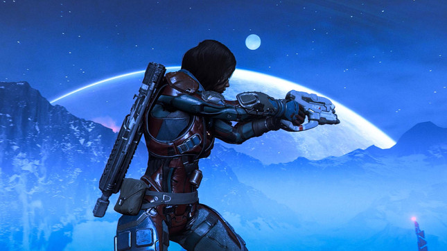 Here's what the previews are saying about Mass Effect Andromeda