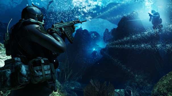 Call of Duty: Ghosts will release on the Wii U