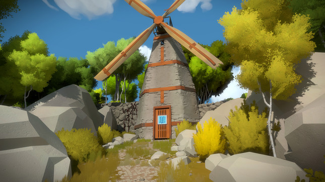 The Witness outselling Braid, despite piracy