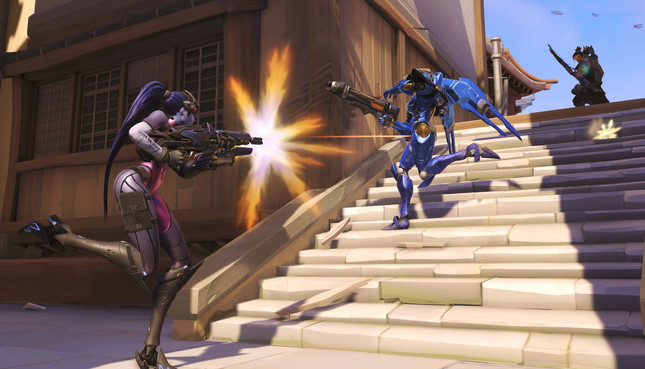 Overwatch's 'hit-pip' sound is actually a beer being opened