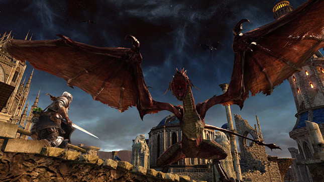 Dark Souls II coming to new-gen, update gives new content to all