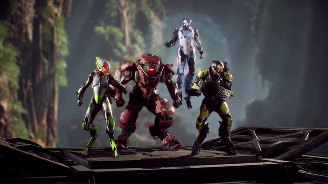Bioware breaks down Anthem storytelling in new trailer