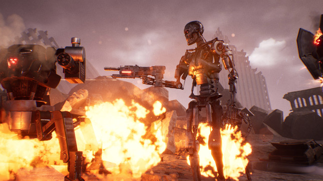 Terminator: Resistance announced for PS4, XBO & PC