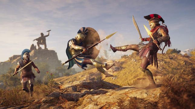 Assassin's Creed Odyssey Mercenary Events put on hold