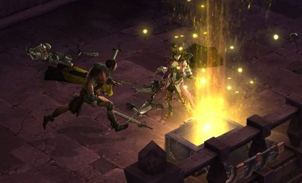 Diablo III auction house offline following discovery of gold duplication exploit