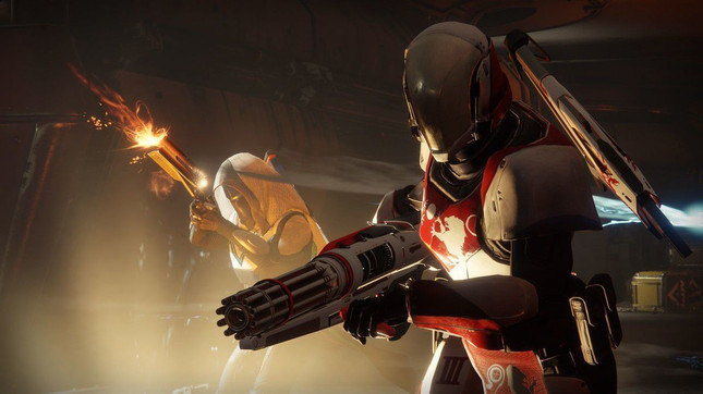 Bungie has ditched random weapon rolls in Destiny 2