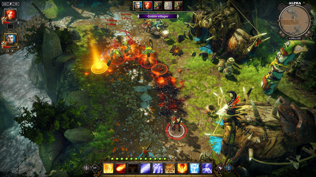 Divinity: Original Sin is coming to console