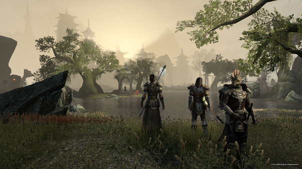 The Elder Scrolls scheduled for April on PC