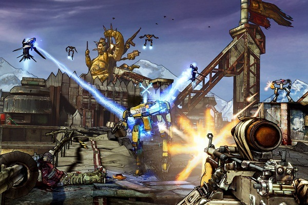 Sir Hammerlock's Big Game Hunt is Borderlands 2's next DLC