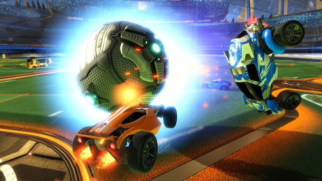 "Rocket League cross-play could happen in ""a few hours"""