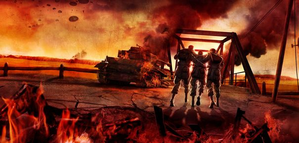 New Brothers in Arms game in early stages at Gearbox