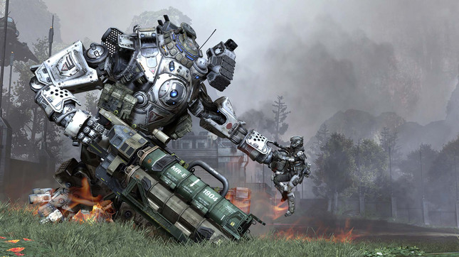 Titanfall 2 will be multiplatform