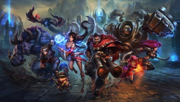 Tencent completes acquisition of Riot Games
