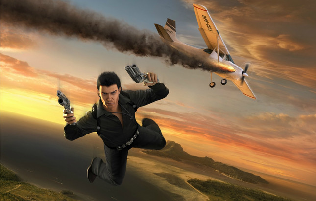Just Cause 3 trailer allows players to pick their own path to chaos