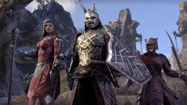 "Elder Scrolls Online: Orsinium DLC ""biggest ever"""