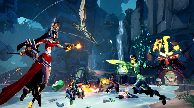 "Battleborn's next update is its last, servers will remain up ""for the foreseeable future"""