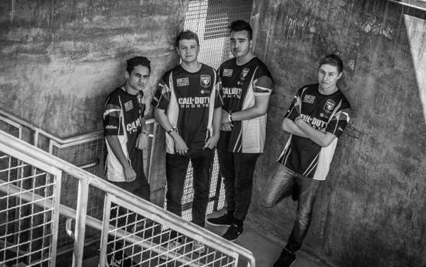ANZ Champs take top 5 spot at 2014 Call of Duty Championship
