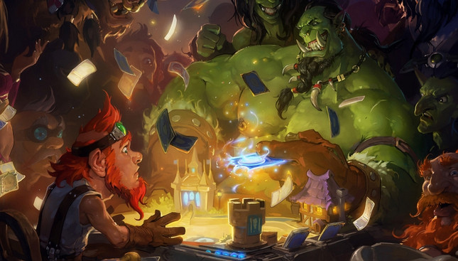 Hearthstone coming to Android tablets this year