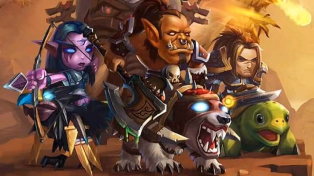 "Blizzard sues mobile game after ""brazen rip off"""